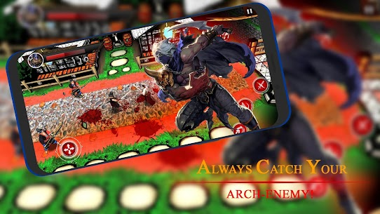 Download Legacy Of Warrior playing game Android + mod apk 3