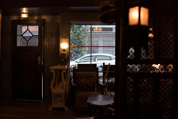 台北深夜咖啡館 ::  james house 無菜單的私宅咖啡館,時間之流止於於門外