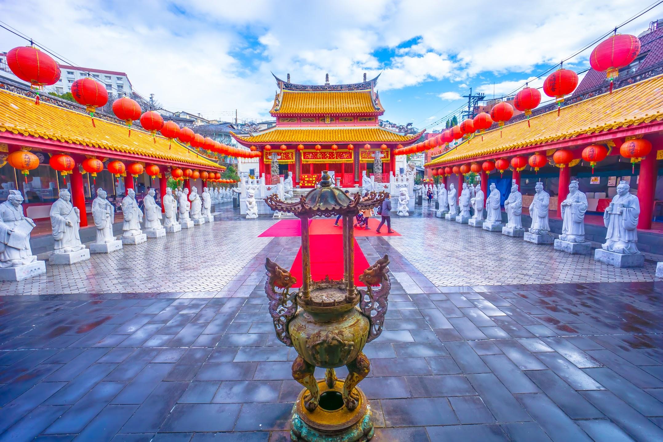長崎孔子廟3