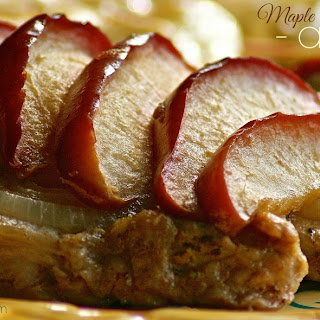 Maple Apple Pork Chops