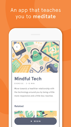 Headspace: Meditation & Sleep 3.22.0 screenshots 1