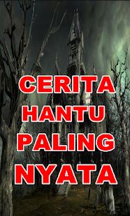 Cerita Hantu Paling Nyata Edisi Terbaru - náhled