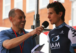 Photo: Interview med Thomas Löfkvist, IAM