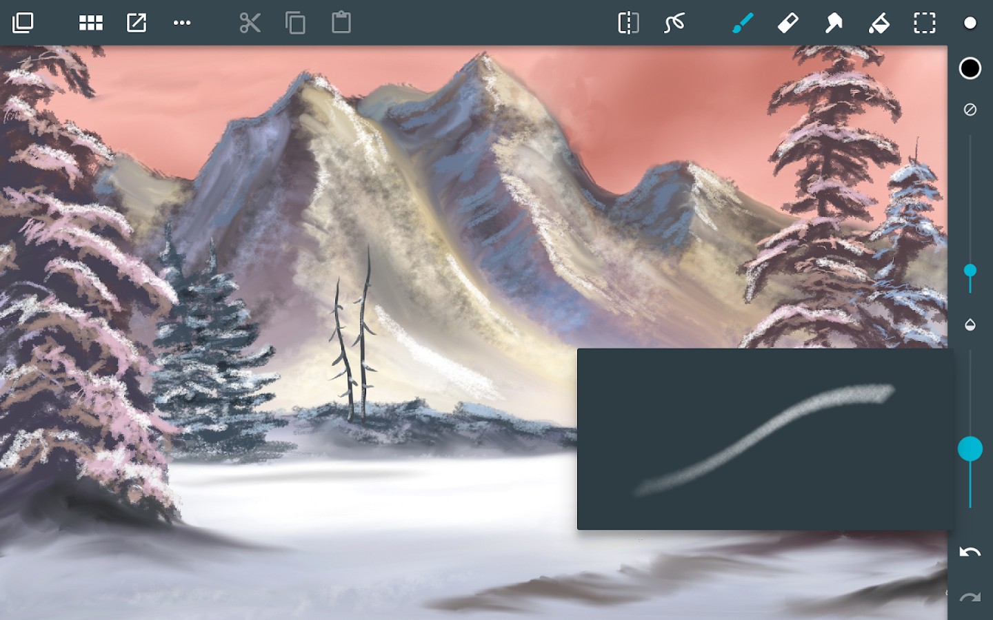 ArtFlow: Paint Draw Sketchbook - 屏幕截图