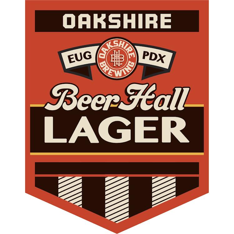 Logo of Oakshire Beer Hall Lager