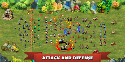 Empire Defense: Free Strategy Defender Games 1.0 androidappsheaven.com 6