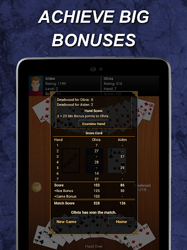 Gin Rummy 2.14.12 screenshots 12