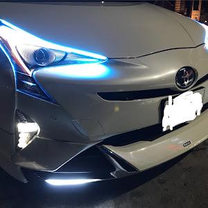 """プリウス ZVW50 特別仕様車 S""""Safety Plus""""のカスタム事例画像 じゅんさんの2018年12月17日18:29の投稿"""