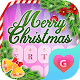 Download Merry Christmas Keyboard Theme for Girls For PC Windows and Mac