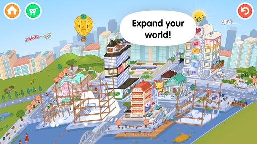 Toca Life World - Create stories & make your world screenshots apkspray 7