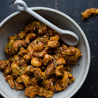 Sweet and Spicy Thai Cashews