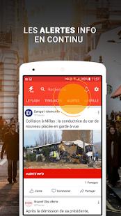 Flash info - Actualités et Météo & Alertes 24h/24 - náhled