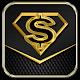 Black Hero Golden Theme for PC Windows 10/8/7