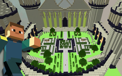 Diverse Block Survival Game screenshot 03