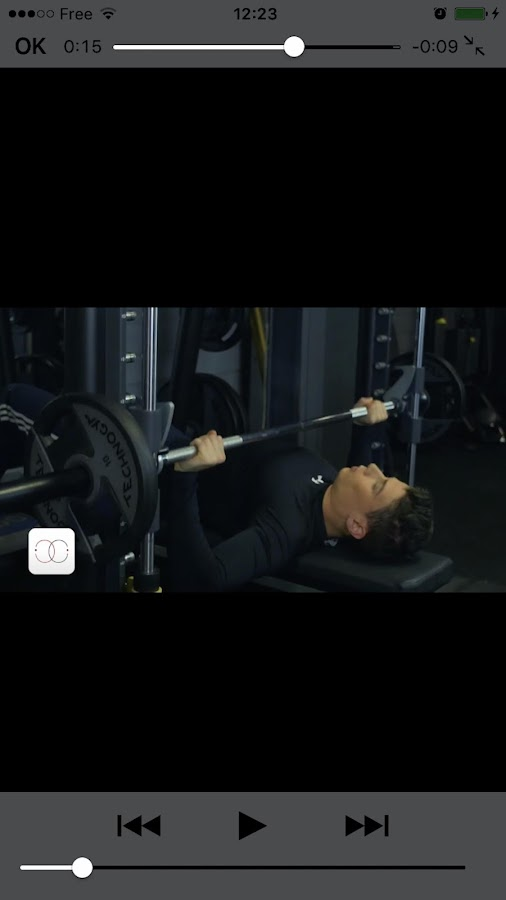 Liberty GYM La Chatre- screenshot