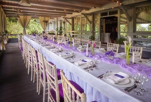 Банкетный зал «Веранда» для свадьбы на природе