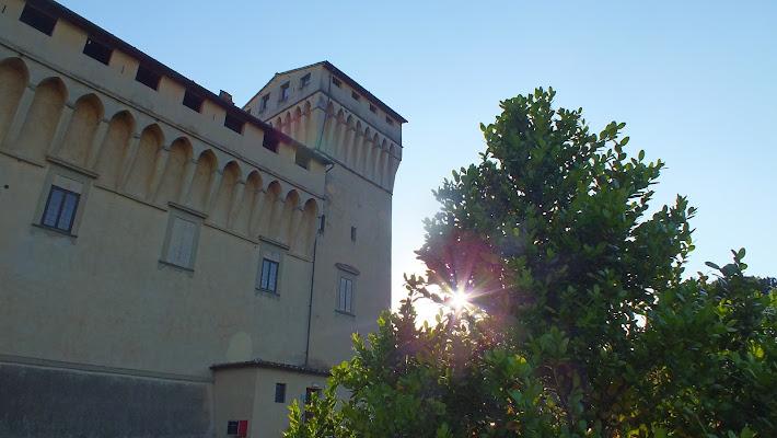 Castello della smilea di biloscurio