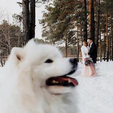 Wedding photographer Olga Kuznecova (matukay). Photo of 19.02.2019