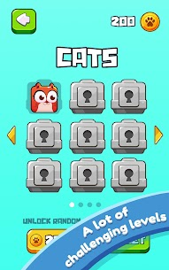 Cat Jumping: Kitten Up, Square Cat Run, Kitten Run 7