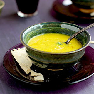 Lemongrass Dal Soup