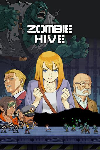 Code Triche Zombie Hive APK MOD screenshots 4
