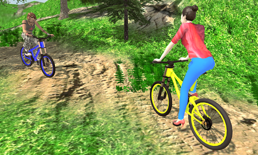 MTB Downhill BMX Bicycle Stunt Rider screenshots apkspray 5