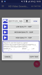 Download hd video downloader for twitter for windows phone apk 10 download hd video downloader for twitter for windows phone apk screenshot 3 ccuart Images