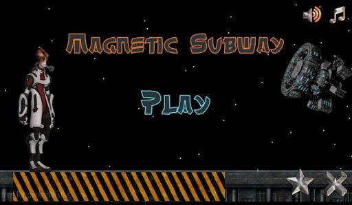 玩免費冒險APP|下載Magnetic Subway app不用錢|硬是要APP