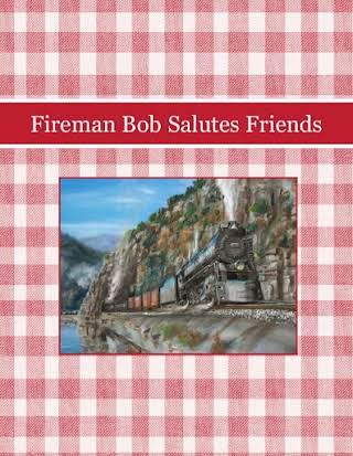 Fireman Bob Salutes Friends