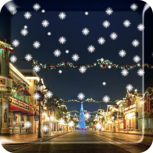 Snow Night Live Wallpaper PRO file APK for Gaming PC/PS3/PS4 Smart TV