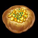 トウモロコシパン