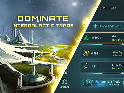Stellaris: Galaxy Command, Sci-Fi, space strategy screenshots 20