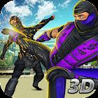 Ninja Fighting Game - Kung Fu Fight Master Battle icon