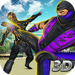 Ninja Kung Fu Fighting 3D 1.3 Apk