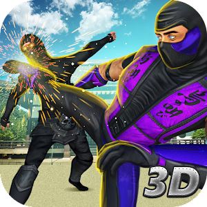 Ninja Kung Fu Fighting 3D for PC and MAC