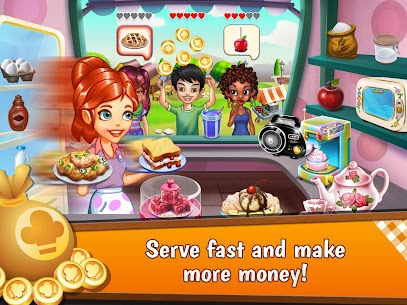 Cooking Tale 2.431.0 (MOD Money) Apk Android + Hack 10