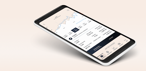 The app for you as a customer at Carnegie Private Banking!
