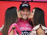 """Le leader du Giro Rohan Dennis : """"C'était stressant"""""""