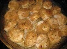 Fannie Farmer's Deviled Scallops Recipe