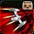 3D Jet Fly High VR Racing Game Icône