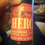 Flying Bison HERC Barleywine 2015