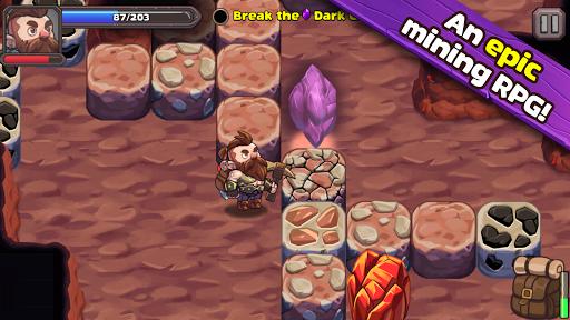 Mine Quest 2 - Mining RPG 2.2.3 screenshots 1