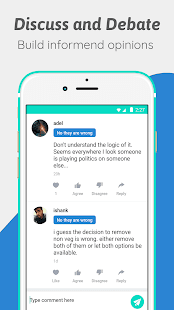 Vemoot-Your Social Polling App- screenshot thumbnail