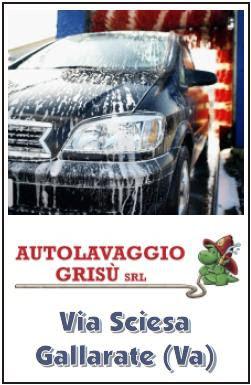 AUTOLAVAGGIO GRISU'