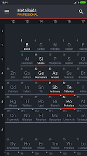 Periodic table 2017 pro v0131 patched latest apk4free periodic table 2018 pro screenshot urtaz Gallery