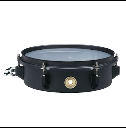 """10"""" x3"""" Tama Metalworks Mini-Tymp Snare - BST103MBK"""
