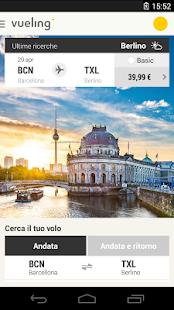 Vueling - Voli economici - screenshot thumbnail