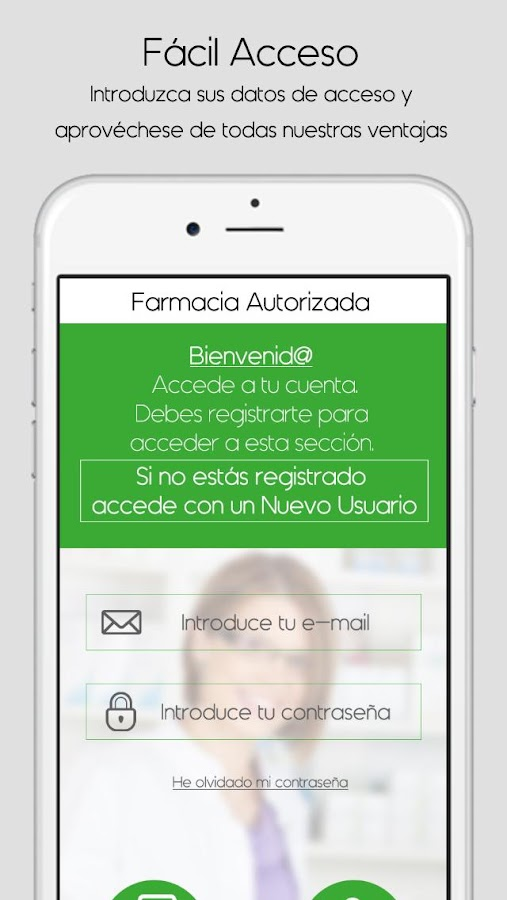 Farmacia Autorizada App- screenshot