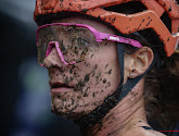 Marianne Vos droeg na Herentals geen mondmasker maar een moddermasker