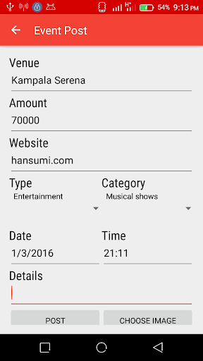 Events Gallery Uganda  screenshots 5